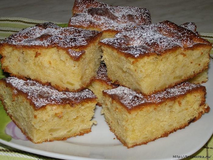 Пирог для лентяек или для очень занятых хозяек!