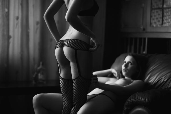 Секс в квартале наслаждений был окружен ритуалами и множеством правил повед