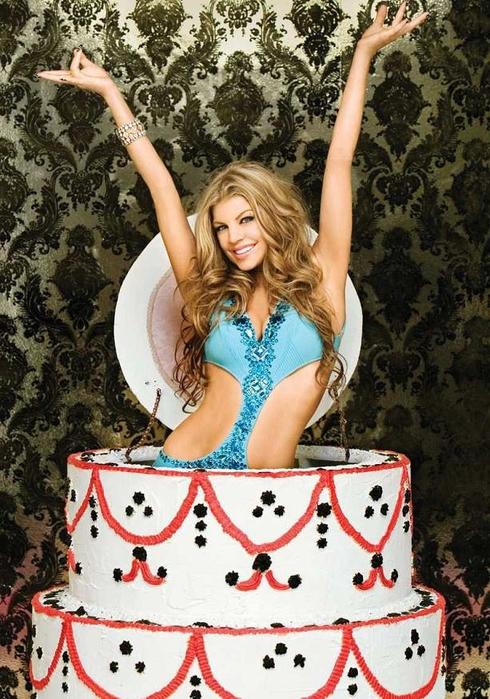 Девушка с торта поздравления с днем рождения