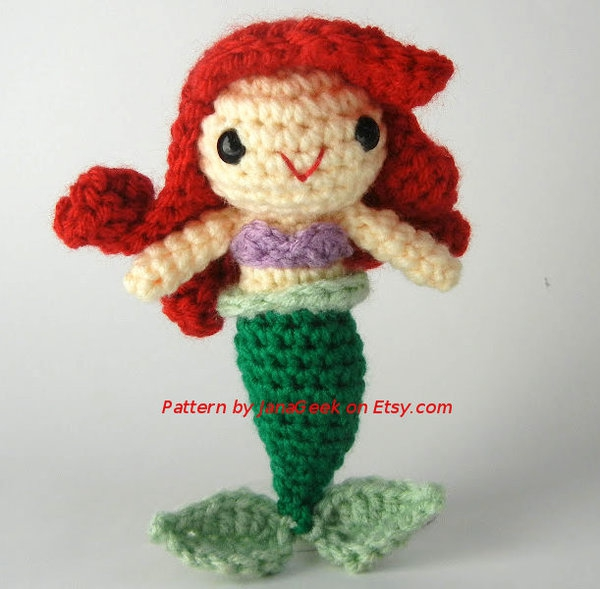 disney_s_ariel_amigurumi_by_janageek-d5lvbow (600x589, 147Kb)