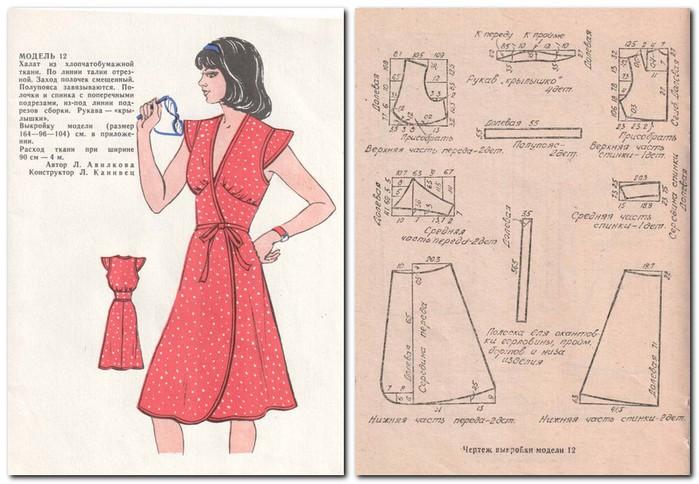 Шитье модной одежды