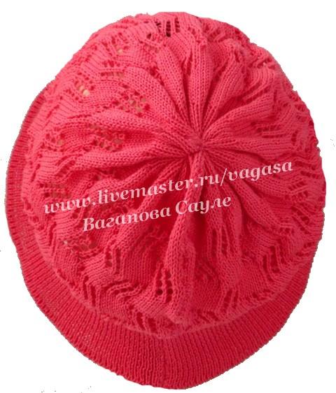 шляпка из хлопка на заказ
