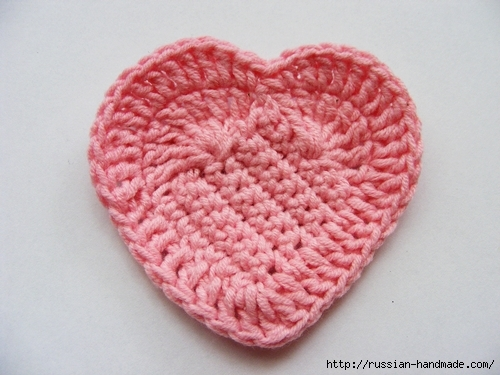 Как связать валентинку крючком. Фото мастер-класс (29) (500x375, 151Kb)