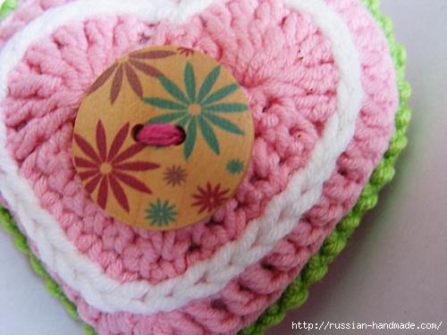 Как связать валентинку крючком. Фото мастер-класс (45) (500x375, 158Kb)
