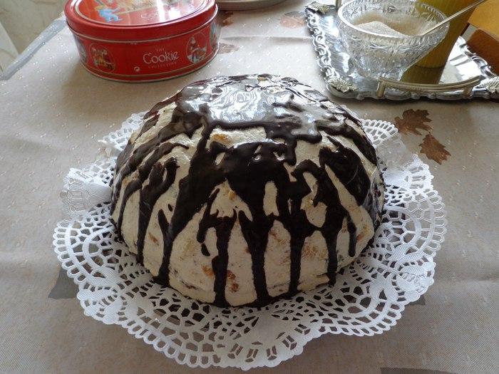 Торт санчо рецепт с пошаговым