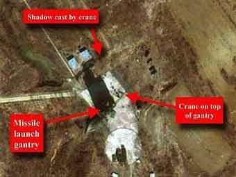 Российские военные незафиксировали наорбите спутник КНДР