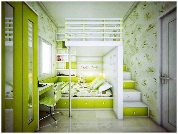 дизайн маленьких квартир (6) (604x453, 152Kb)
