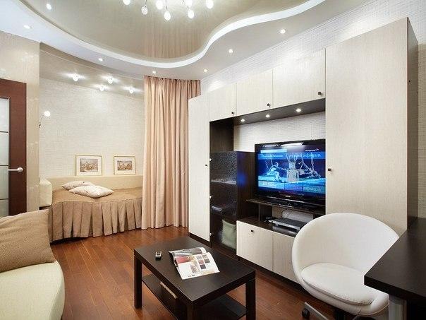 дизайн маленьких квартир (13) (604x453, 134Kb)