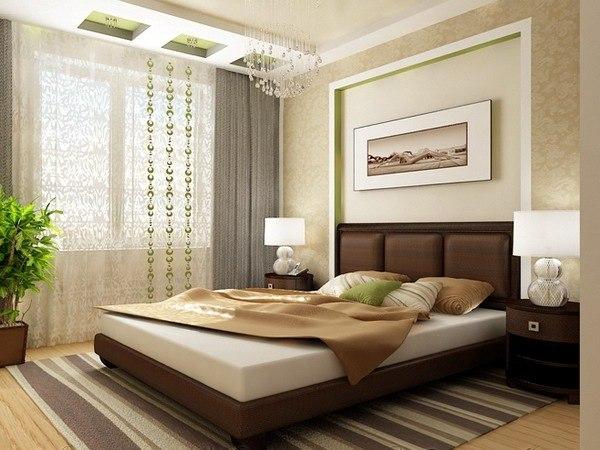 Дизайн спален современных квартирах