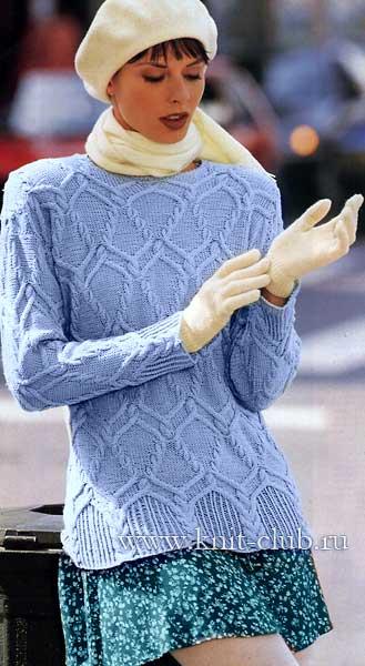 1393698854_dlinnyj-vjazanyj-pulover-spicami (329x600, 37Kb)