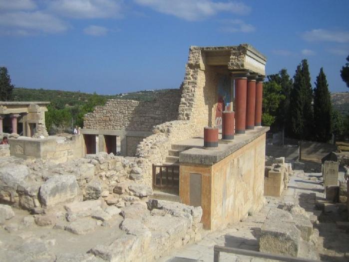 Жемчужина Крита – Кносский дворец (1) (700x524, 315Kb)
