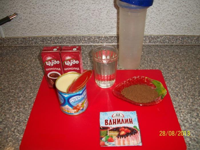 Рецепт приготовления белис в домашних условиях