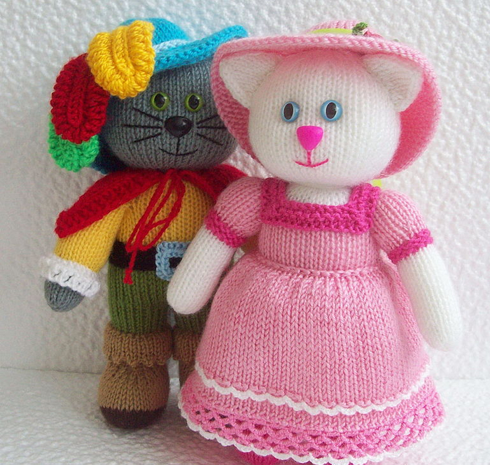 Knitting Patterns Toys : 1000+ images about Knitting toys on Pinterest Toys for kids, Little cotton ...