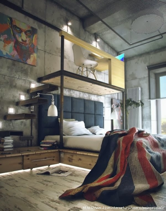 casual-loft-industrial (551x700, 252Kb)