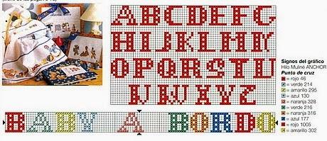 Схемы детской вышивки (5) (460x199, 155Kb)