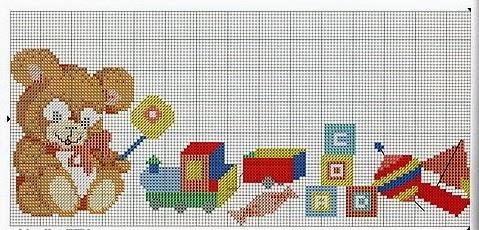 Схемы детской вышивки (7) (479x230, 170Kb)