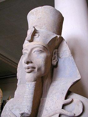280px-Akhenaten_statue (280x374, 25Kb)