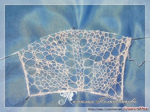 针织教程:围巾(宽度和长度可任意加) - maomao - 我随心动