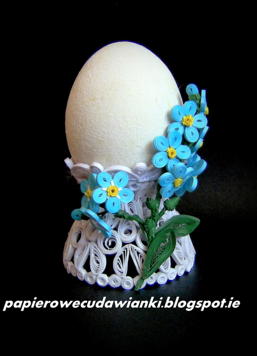 Квиллинг. Подставки для пасхальных яиц. Мастер-класс (21) (505x700, 225Kb)