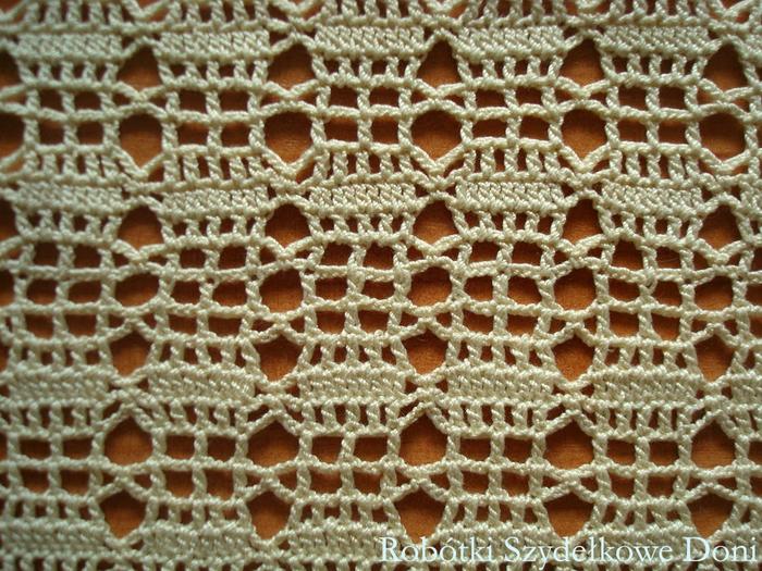 Вязание крючком. Овальные салфетки, две схемы (9) (700x525, 540Kb)