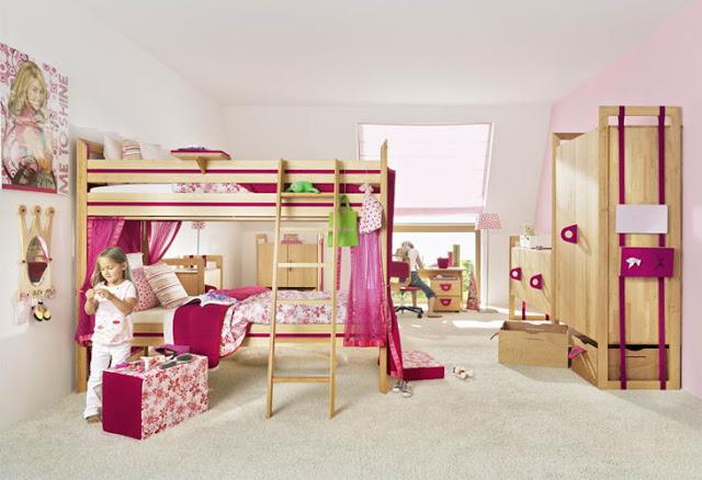 детские комнаты для двоих 6 (640x438, 200Kb)