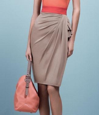 Сложное моделирование юбки