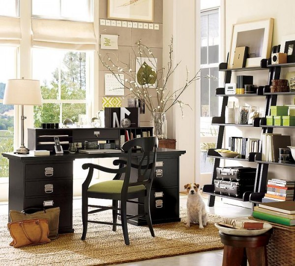 Home Office Ideas For Two Perfect Home Pictures