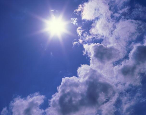 Солнышко лучистое освещает путь!
