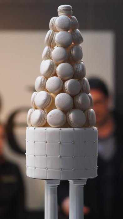 Salon du Chocolat шоколадная мода в брюсселе 11 (393x700, 170Kb)