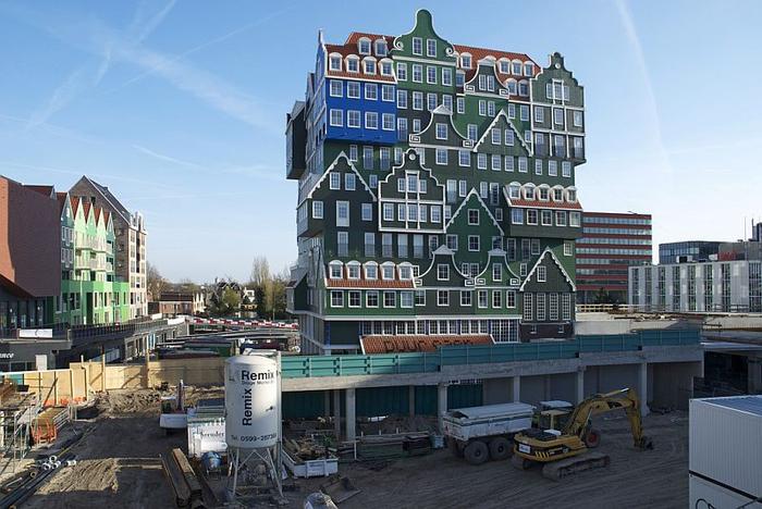 отель иннтел амстердам фото 2 (700x468, 344Kb)