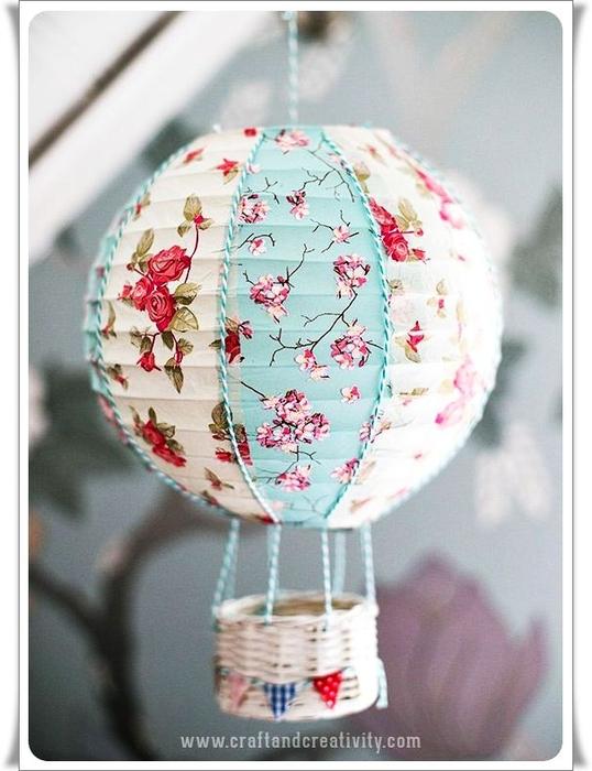 Как сделать надувной шарик своими руками в