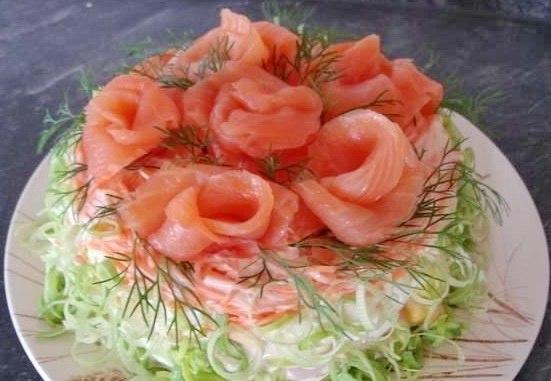 салат королевская шубка (551x381, 170Kb)