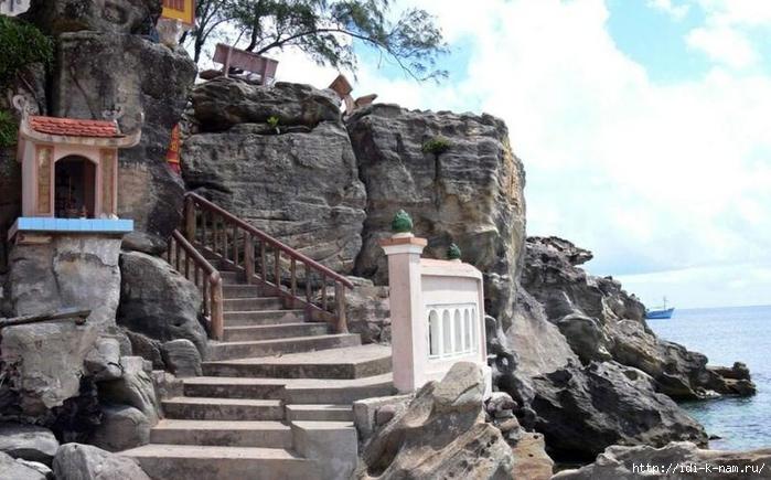 достопримечательности Вьетнама, что можно посмотреть во Вьетнами, культурно-исторические ценности Вьетнама, Дворец Кау во Вьетнаме