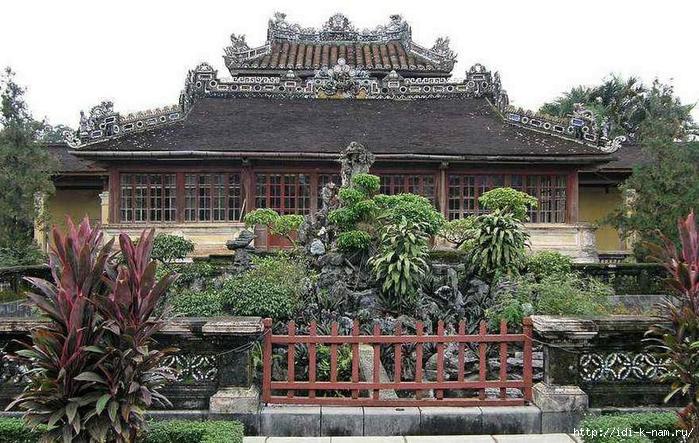 достопримечательности Вьетнама, что можно посмотреть во Вьетнами, культурно-исторические ценности Вьетнама, Запретный Пурпурный город,