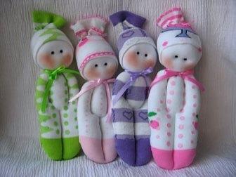 игрушки из носков (1) (336x252, 48Kb)