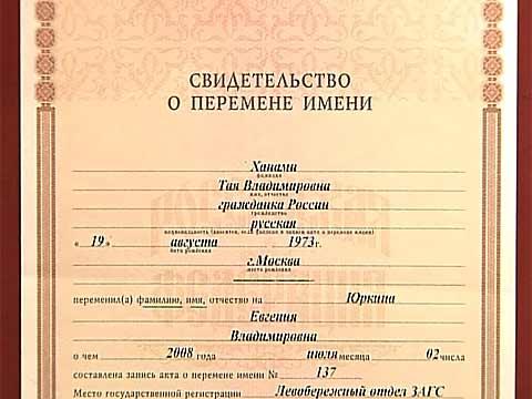 Как заменить отчество ребенку - Kvartiraivanovo.ru