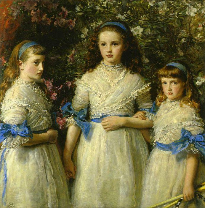 1John_Everett_Millais_-_Sisters (692x700, 110Kb)