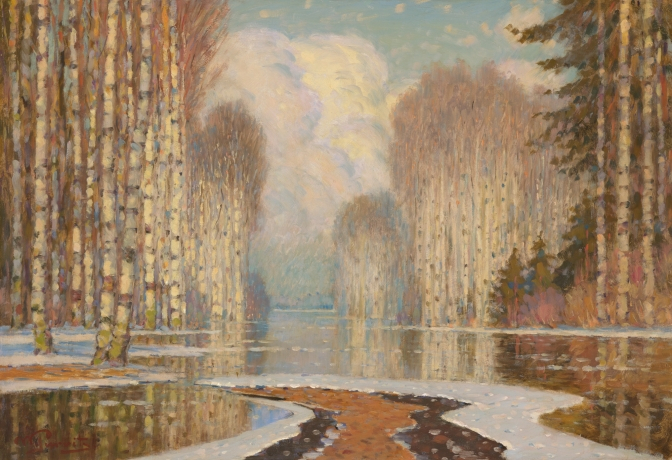 паводок, 1930 (672x460, 379Kb)