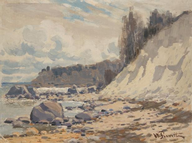 Эстонский взморье, 1908 (616x460, 316Kb)