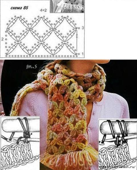 шарф (480x594, 163Kb)