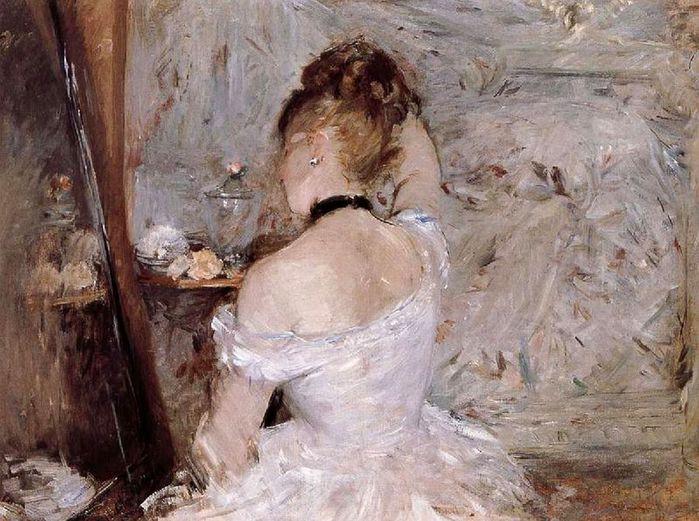 3Berthe Morisot (1841-1895, France) (700x521, 84Kb)