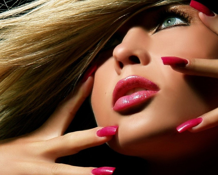 Ухоженные и красивые ногти. Ванночки для укрепления ногтей (4) (700x559, 340Kb)