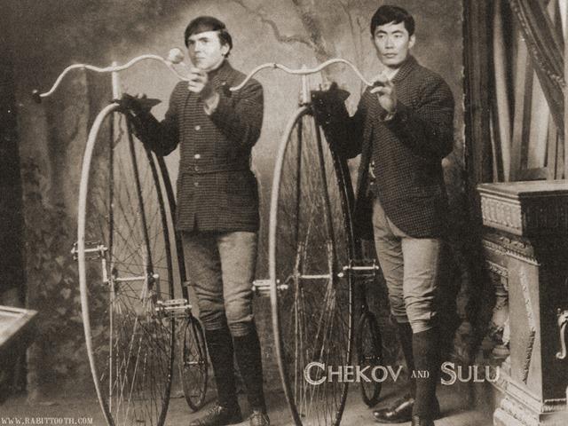 Стар Трек викторианской эпохи