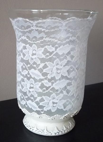 Декорирование бокалов кружевом и шпатлевкой. Красивые идеи (1) (435x600, 146Kb)