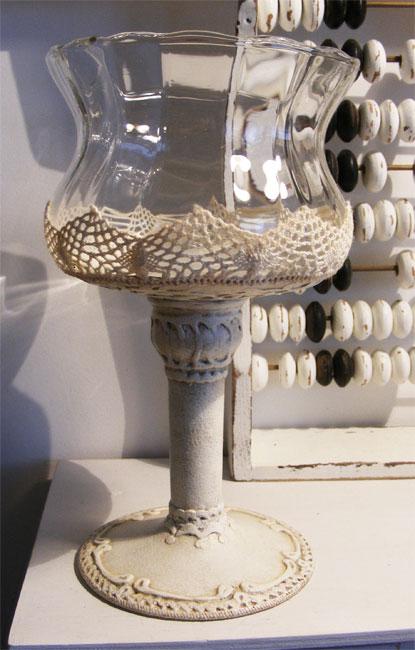Декорирование бокалов кружевом и шпатлевкой. Красивые идеи (3) (415x650, 178Kb)