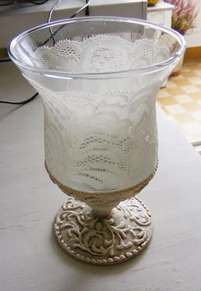 Декорирование бокалов кружевом и шпатлевкой. Красивые идеи (5) (415x600, 156Kb)