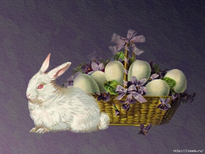 Easter rabbit (700x525, 345Kb)