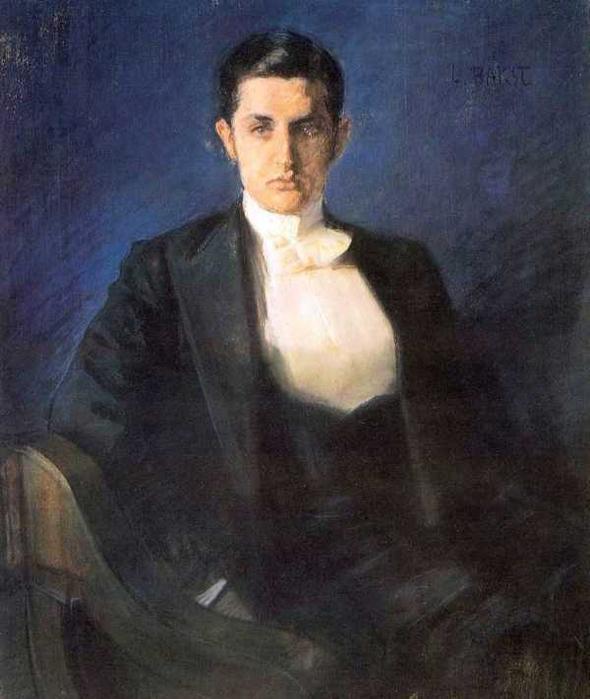 Портрет литератора Дмитрия Федоровича Философова, 1897 (590x700, 279Kb)