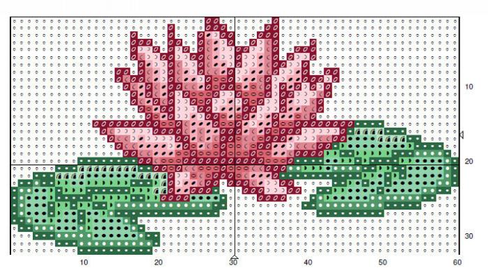 Схемы вышивки комплектов для новорожденных (19) (700x398, 483Kb)