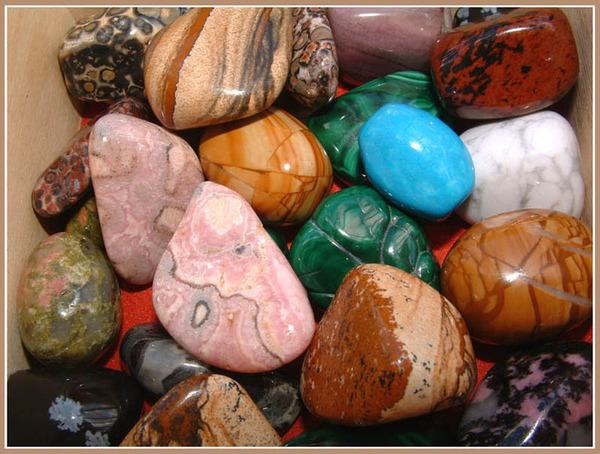 камень есть: